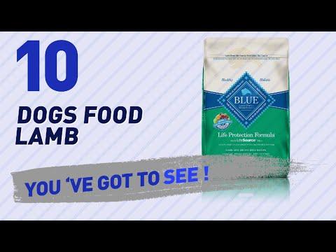 Dogs Food Lamb // Top 10 Most Popular