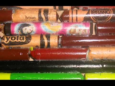 Pennwood Middle School Upcycles Crayons into Magnificent Mural!