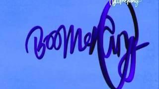 Boomerang Italy New Snowing Christmas Logo 2011