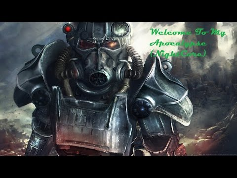 Welcome To My Apocalypse (NightCore) (Song By JT Machinima)
