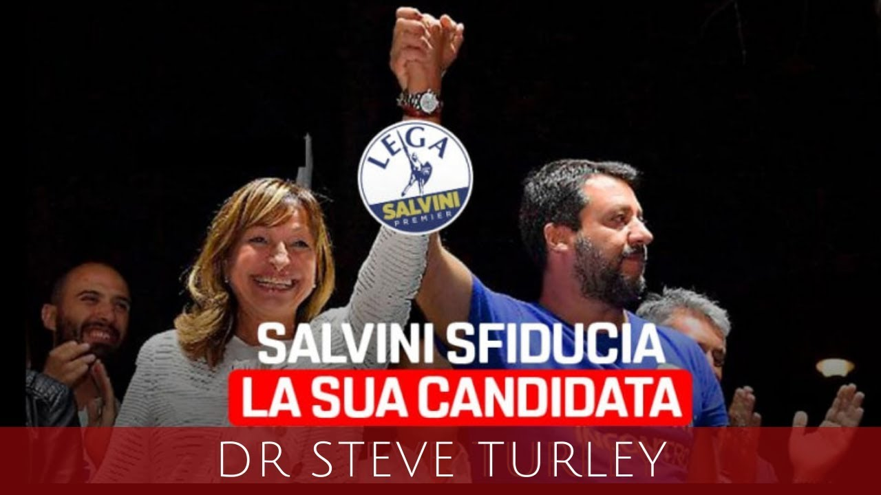 Dr. Steve Turley Nationalist Right Lega Party TRIUMPHS over Italian Leftist Stronghold!!!