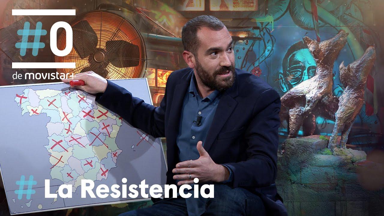 LA RESISTENCIA – Las infantas salen de tranquis y jeringón | #LaResistencia 04.03.2021