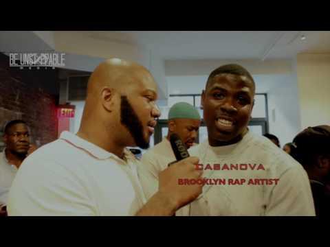 JasonBourne Interviews Cassanova @ Freestyle50 for The Hype Magazine