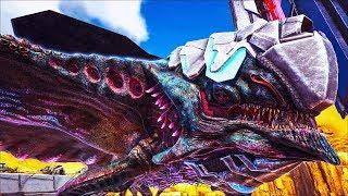 ПУСТЫННЫЙ (НЕБЕСНЫЙ) ТИТАН! КАК НАЙТИ И ПРИЗВАТЬ?/Desert Titan in ARK ► Ark: Extinction