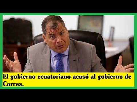 NOTICIAS DE HOY ECUADOR 7 DE MARZO 2019 | El gobierno ecuatoriano acusó al gobierno de Rafael Correa