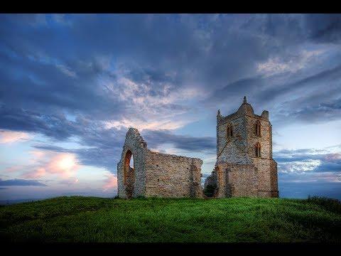Burrow Mump - Somerset, United Kingdom