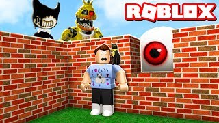 DENIS BUILDS TO SURVIVE ROBLOX MONSTERS!
