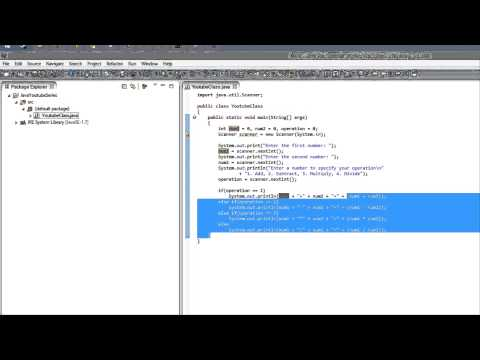java-made-easy-tutorial-12---calculator-[part-1]