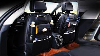 Универсальная сумка органайзер на сиденье в машине | алиэкспресс обзор
