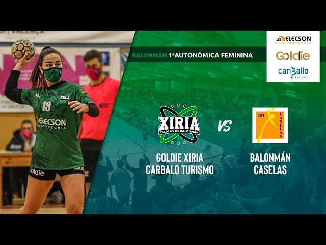 Goldie Xiria Carballo Turismo - Bm. Caselas [1ª AUT. FEM.]