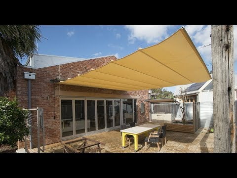 How To Build A Retractable Awning | MyCoffeepot.Org