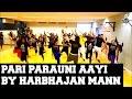 BPD Back2Basics Bhangra Classes - Pari Parauni Aayi by Harbhajan Mann