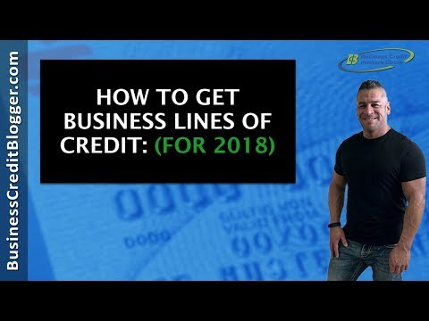 How to Get Business Lines of Credit