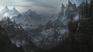 The Elder Scrolls V   Skyrim Драконий жрец Вокун