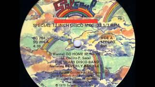 Miami Disco Band -- (I Wanna) Go Home With You