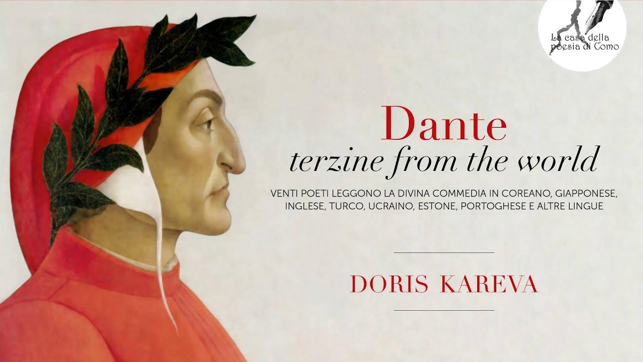 Doris Kareva | Canto XV, Purgatorio