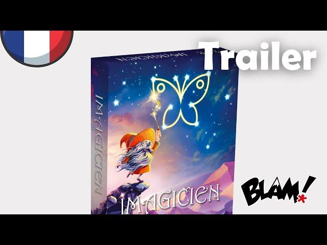 Imagicien - Présentation du jeu