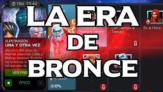 LAS ERAS DE BRONCE - Hablemos De Inversiones Y Prestigio En MCOC