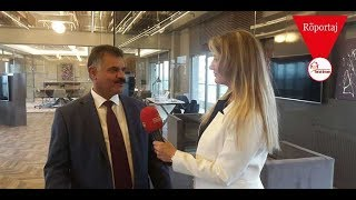 Akzirve Topkapı Projesi İbrahim Maasfeh Röportaj