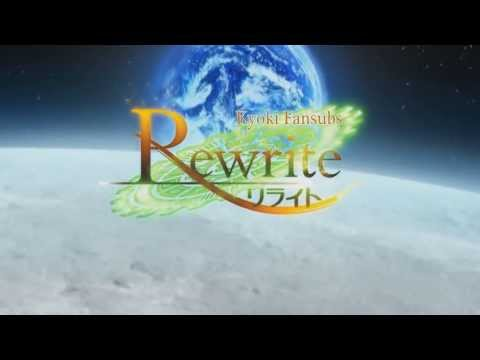 「Rewrite」PSYCHIC LOVER [KARAOKE] Rewrite (VN) OP2