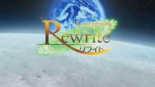 Repeat youtube video 「Rewrite」PSYCHIC LOVER [KARAOKE] Rewrite (VN) OP2