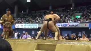 大相撲藤沢場所[地方巡業]で開催された相撲界最強王座決定トーナメン...