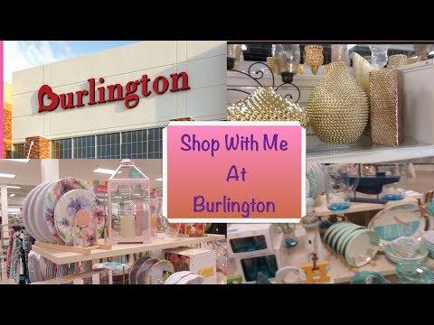 NEW!!!  Burlington Shop With Me