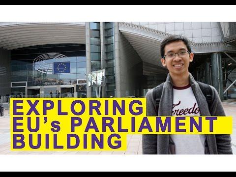 Visit EU Parliament HQ!