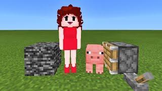 Girlfriend + Pig = ???