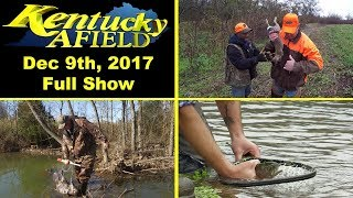 December 9th, 2017 Full Show - Rabbit Hunting, Beaver Trapping, Hatchery Creek