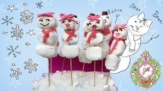 Kijk Sneeuwpop van Marshmallows filmpje