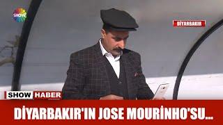 Diyarbakır'ın Jose Mourinho'su...