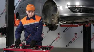Montavimo Šarnyras VW PASSAT Variant (3C5): nemokamas video