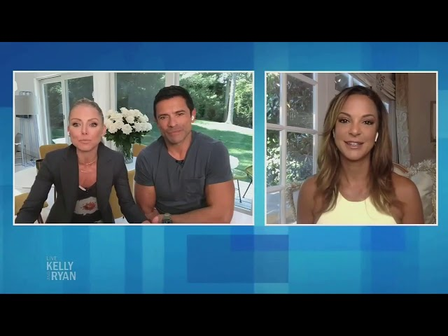Eva LaRue Talks About Coping With John Callahan\'s Death in the Middle of Quarantine