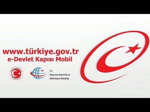 E-DEVLET KISA YOLDAN ŞİFRE ALMA (GÜNCEL)