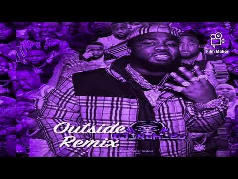 OG Bobby Billions Ft. Mo3 – Outside Remix (Screwed and Chopped By DJ_Rah_Bo)