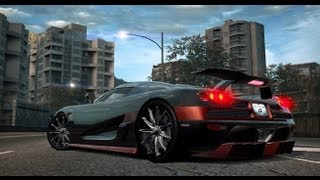 NFS World - Koenigsegg CCXR Edition !