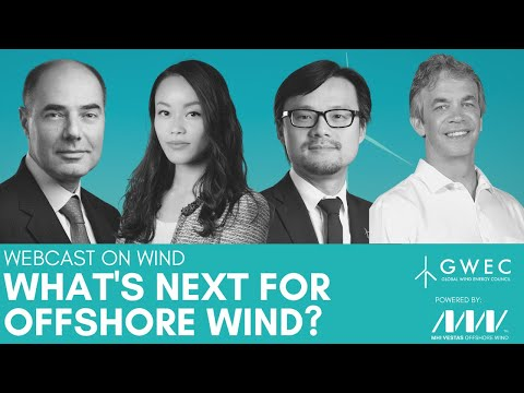 Webcast on Wind: What's next for offshore wind?