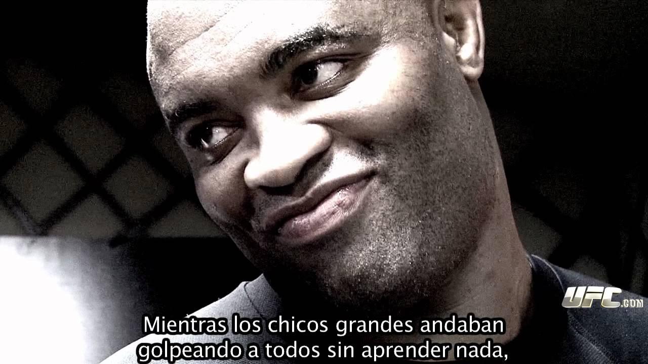 Anderson Silva Filosofía De La Araña