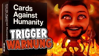 HWSQ #87 - TRIGGER Warnung!! | Cards Against Humanity