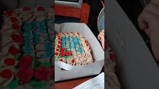 Funny Cake reaction (Junick)