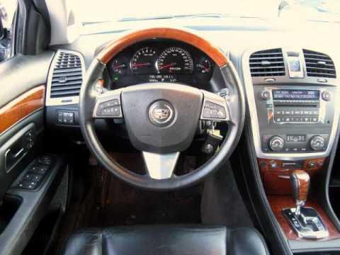 2008 Cadillac SRX 4 Awd /heated leather / sunroof / 7 pass - YouTube