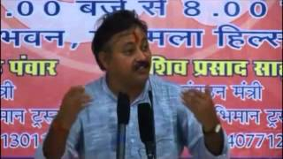 Rajiv Dixit on Remodeling Our Time Waste Mc Caulay Education System