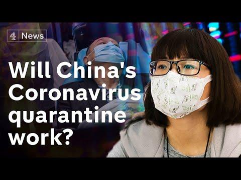 Coronavirus: China puts