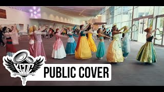 Kpop In Public Challenge  Disney Princesses Cosplay | Twice | What Is Love? | S