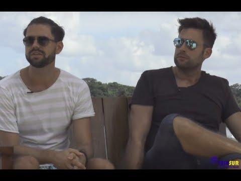 Tap A Bankstel met Nick en Simon