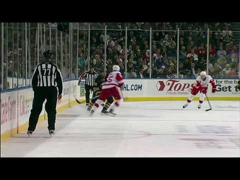 NHL Top 10 Hits of 2009 - Western Conference