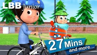 Bikes Song | And Lots More Original Songs | From LBB Junior!