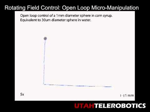Utah Telerobotics: Omnimagnets for Micromanipulation
