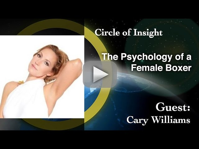 Psychology of a Female Boxer